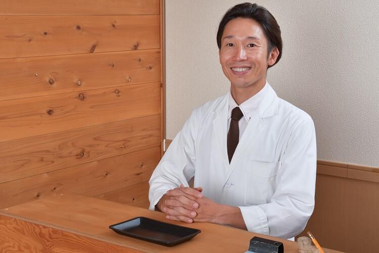 小田原の鍼灸師