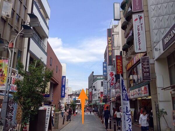 小田原錦通り商店街