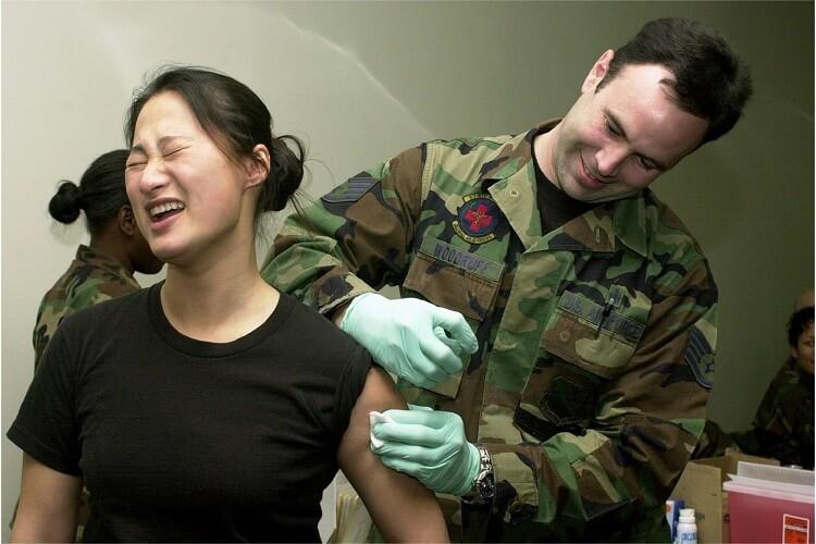 鍼が痛そうで怖い場合の解決法