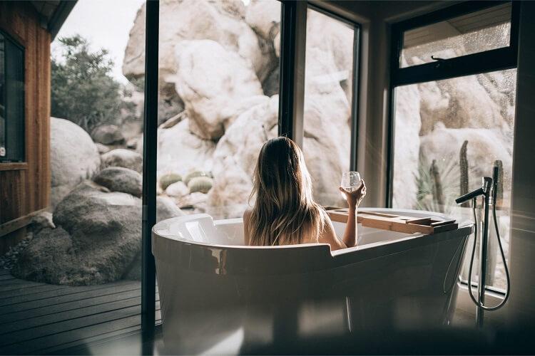 鍼灸の日、お風呂はどうすればいい?