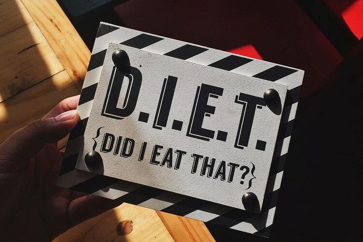 ダイエットのこつ